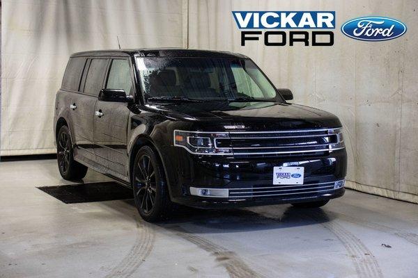 2018 Ford Flex Limited - AWD