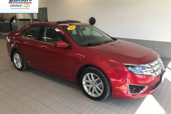 2010 Ford Fusion SEL  - Low Mileage! Leather Seats - Bluetooth