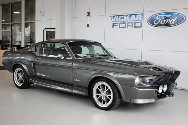 Used 1968 Ford Mustang Shelby GT500 Fastback PEPPER GRAY ...