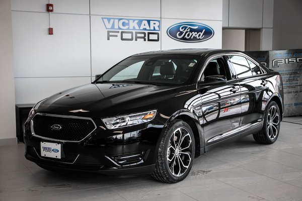 new 2018 ford taurus sho shadow black for sale - $54245.75