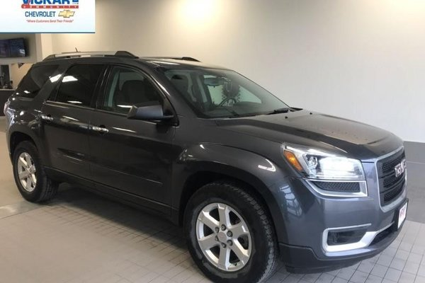2014 GMC Acadia SLE1  MANAGER SPECIAL! - Rear View Camera