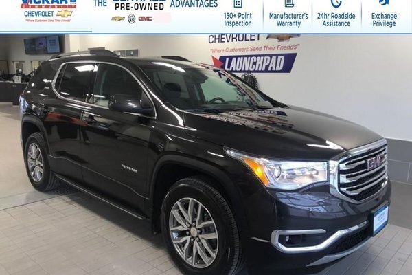 2018 GMC Acadia SLE  - $261.83 B/W