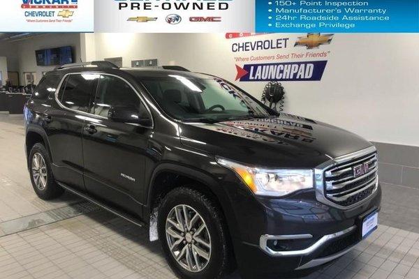 2018 GMC Acadia SLE   AWD, BOSE, SUNROOF, REMOTE START  - $244.26 B/W