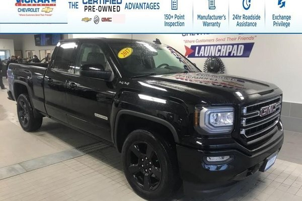 2017 GMC Sierra 1500 Base  - $241.63 B/W