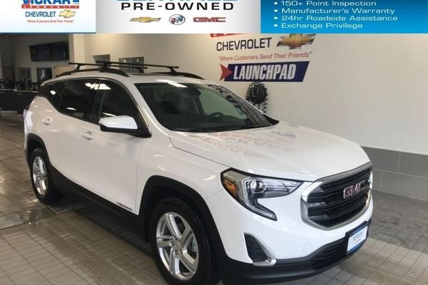 2018 GMC Terrain SLE  FWD, NAVIGATION, SUNROOF  - $181.05 B/W