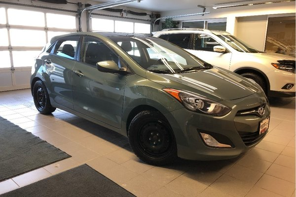 2013 Hyundai Elantra GT GLS *LOCAL TRADE*LOW KMS*