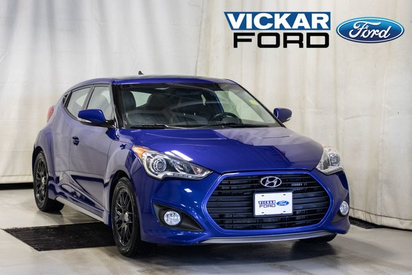 2013 Hyundai Veloster Turbo 6sp