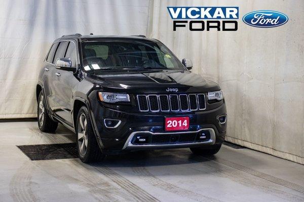2014 Jeep Grand Cherokee 4x4 Overland