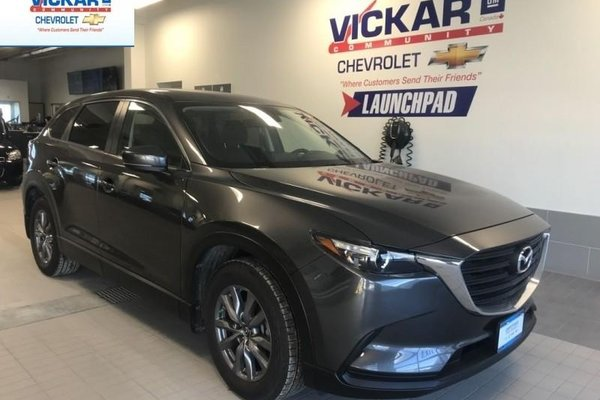2018 Mazda CX-9 AWD, ROOMY  7 PASSENGER,   - $248.04 B/W