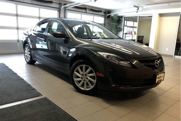 2012 Mazda Mazda6 GS *LOCAL TRADE*LOW KMS*