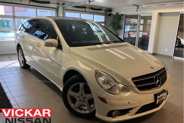 2010 Mercedes-Benz R-Class R350/LOCAL TRADE/AWD/DIESEL/GORGEOUS CONDITION!!