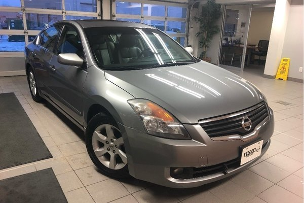 2008 Nissan Altima 2.5 SL - LOCAL / LEATHER / BOSE SOUND SYSTEM