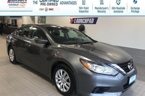 2017 Nissan Altima 2.5l GREAT ON FUEL !!!  - $120.45 B/W