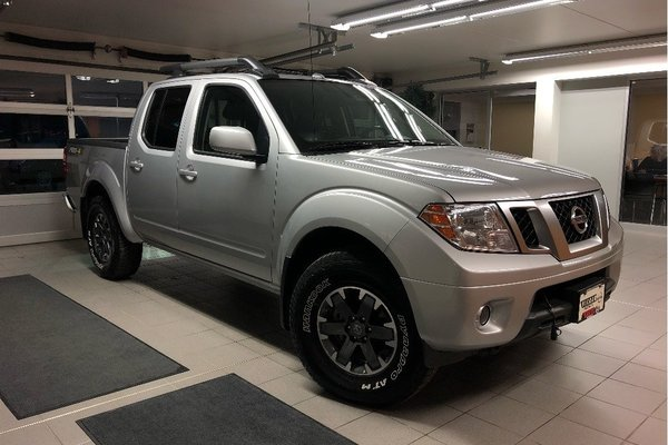 2017 Nissan Frontier PRO-4X Luxury - CLEARANCE SPECIAL