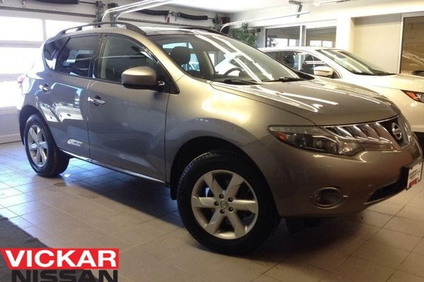 2009 Nissan Murano SL/1 OWNER LOCAL TRADE!!