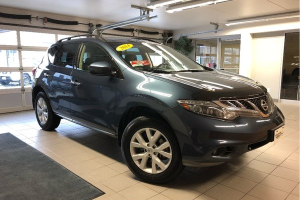 2014 Nissan Murano SL AWD *LOCAL TRADE*