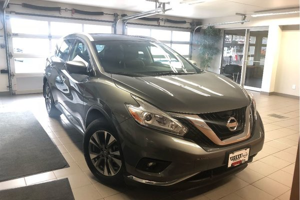 2016 Nissan Murano SL - CLEARANCE SPECIAL