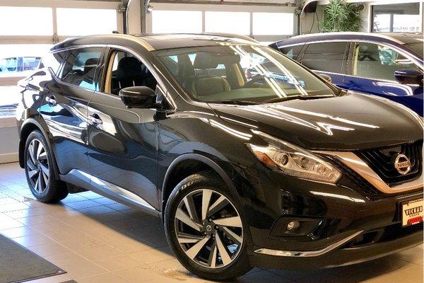 2018 Nissan Murano Platinum *LOW KMS* *DEMO*