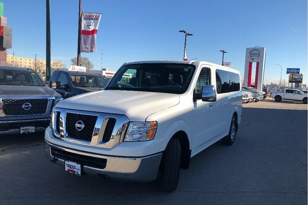 2017 Nissan NV 3500 SV V6 LOCAL TRADE *ACCIDENT FREE*