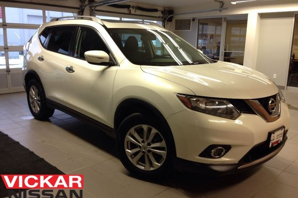 2014 Nissan Rogue SV/1 OWNER LOCAL TRADE!!