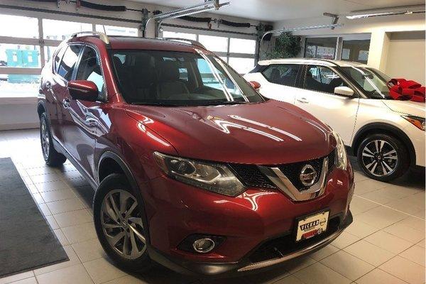 2015 Nissan Rogue SL *LOCAL TRADE* *LOADED*