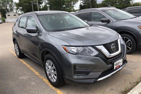2018 Nissan Rogue S FWD CVT