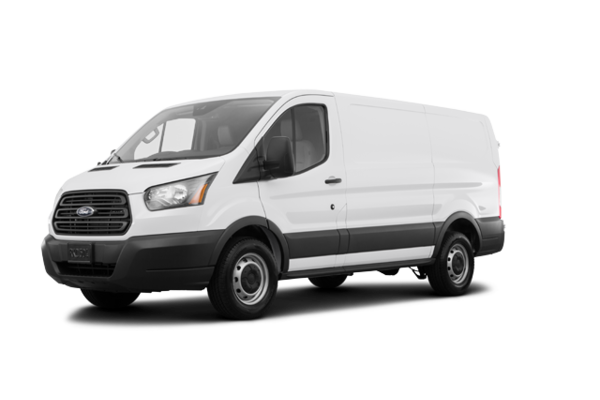 2017 Ford Transit Cargo Van 148 WB - Medium Roof - Sliding Pass.side Cargo