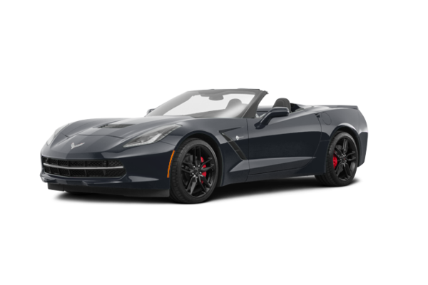 2018 Chevrolet Corvette Convertible Stingray Z51 3LT