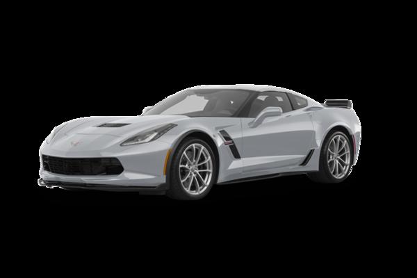 2018 Chevrolet Corvette Coupe Grand Sport 1LT
