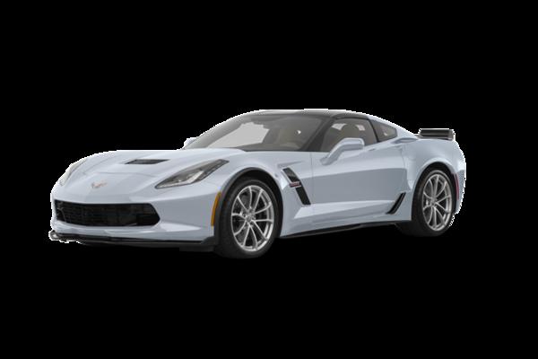 2018 Chevrolet Corvette Coupe Grand Sport 3LT