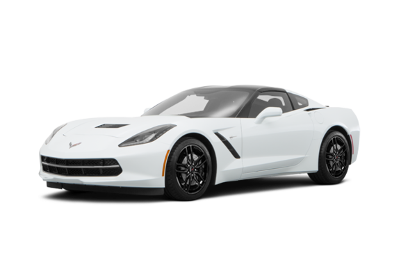 Chevrolet Corvette Coupé Stingray Z51 3LT 2018