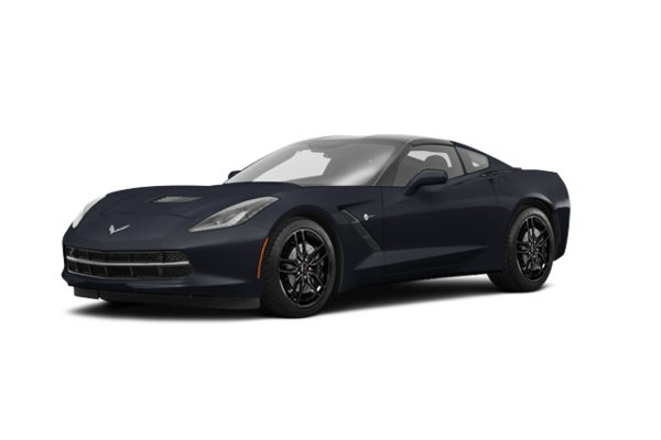 2018 Chevrolet Corvette Coupe Stingray Z51 3LT