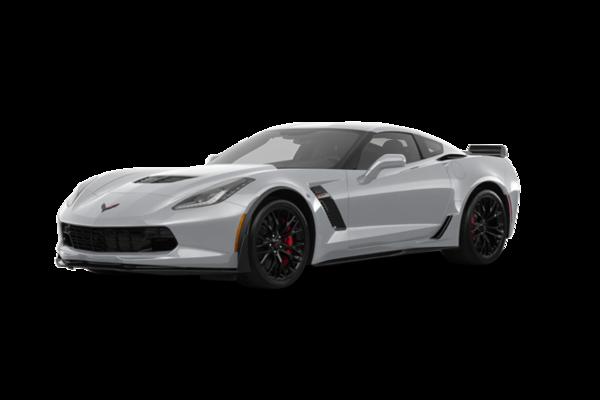 2018 Chevrolet Corvette Coupe Z06 2LZ