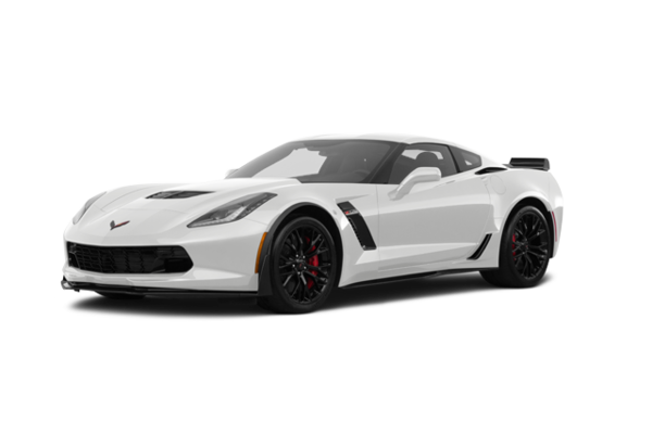 Chevrolet Corvette Coupé Z06 3LZ 2018