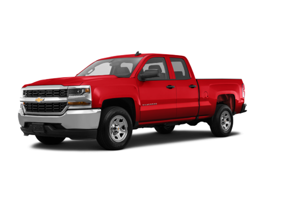 2018 Chevrolet Silverado 1500 LD LS
