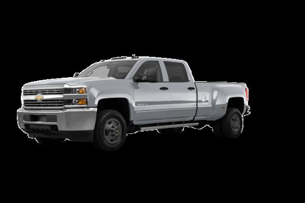 2018 Chevrolet Silverado 3500 HD WT