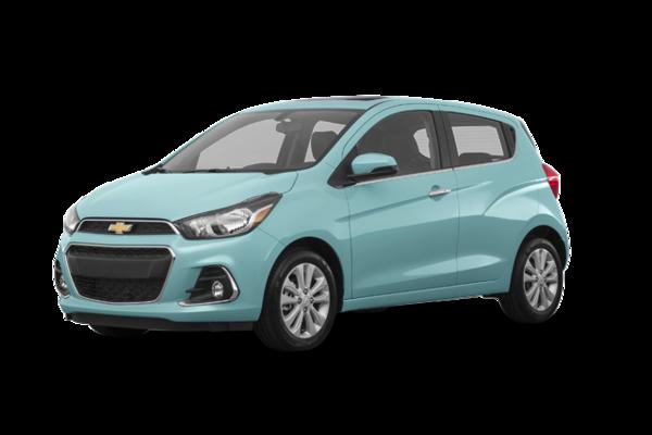 2018 Chevrolet Spark 2LT