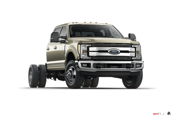 2018 Ford Chassis Cab F-350 LARIAT