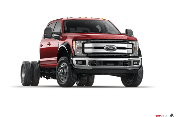 2018 Ford Chassis Cab F-550 LARIAT
