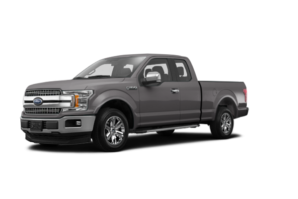 2018 Ford F-150 Lariat Special Edition 502A