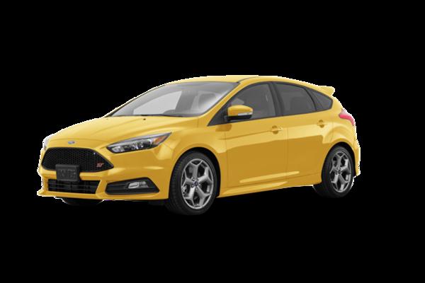 2018 Ford Focus Hatchback ST