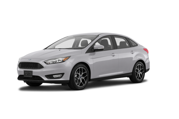 2018 Ford Focus Sedan SEL