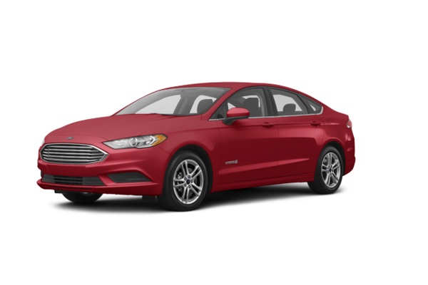 2018 Ford Fusion Hybrid S