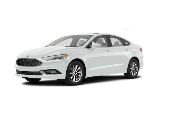 2018 Ford Fusion PLATINUM