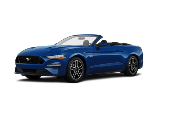 2018 Ford Mustang Convertible GT Premium