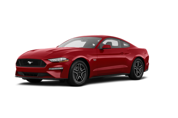 2018 Ford Mustang GT Fastback