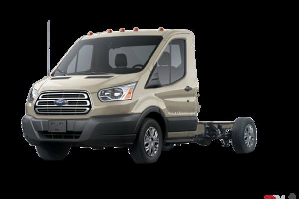 2018 Ford Transit CC-CA CUTAWAY