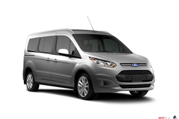 2018 Ford Transit Connect TITANIUM WAGON