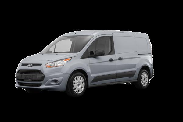 2018 Ford Transit Connect XLT VAN