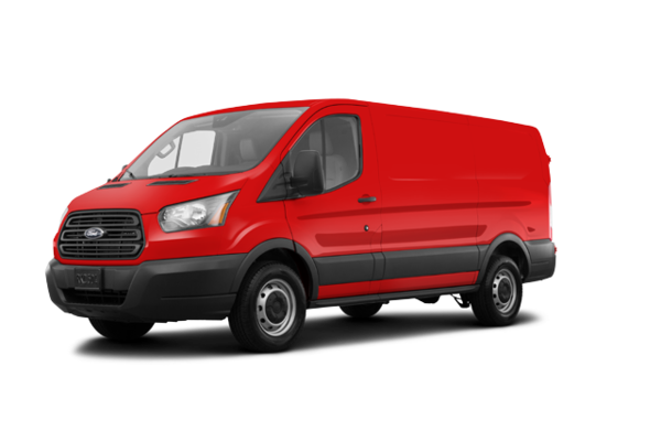 2018 Ford Transit Van 148 El - High Roof - Sliding Pass.side Cargo